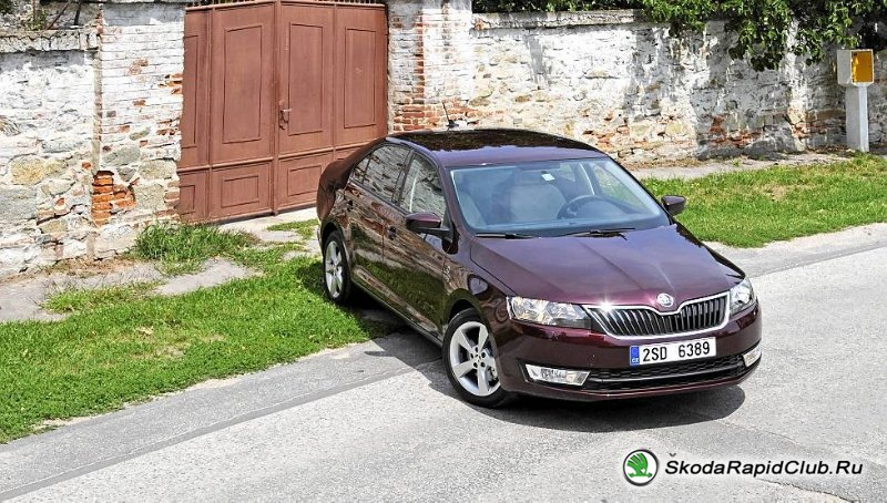 skoda-rapid-brown