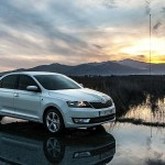 Skoda Rapid получил награду Red Dot Design Awards
